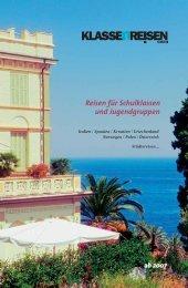 Katalog zum Drucken als PDF - Klasse Reisen GmbH