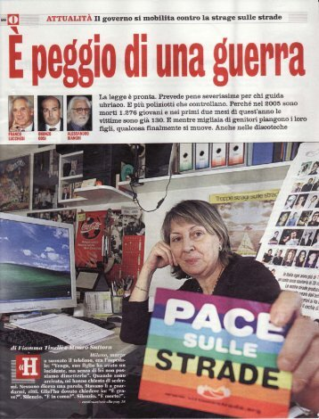 #,rg$1. - Associazione Italiana Familiari e Vittime della Strada