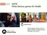 Application domain Health - GATE