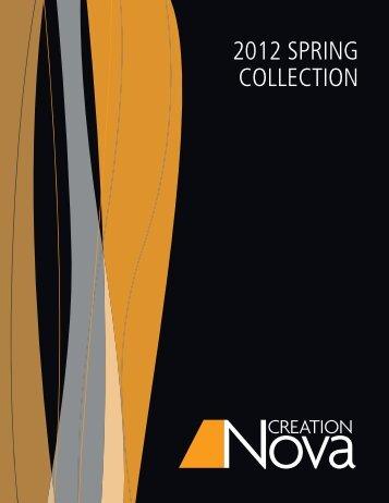 2012 SPRING COLLECTION - Creation Nova