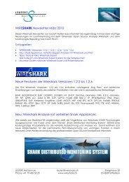 Newsletter vom März 2010