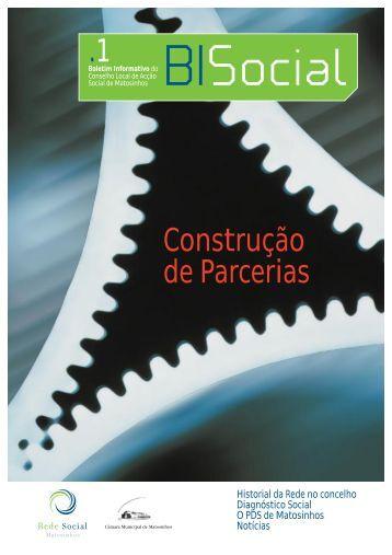Construção de Parcerias - Câmara Municipal de Matosinhos