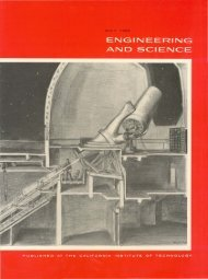 Engineering and Science, Volume 29: 8, May 1966