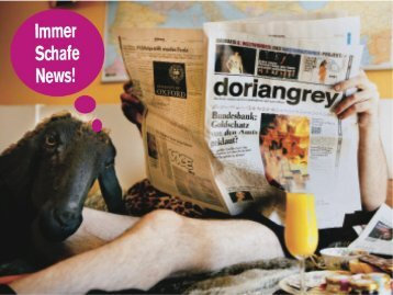 Mediadaten - Dorian Grey