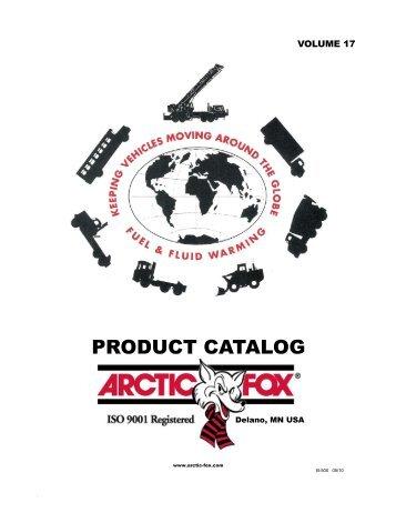 Arctic Fox Product Catalog - Polar Mobility