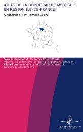 Ile-de-France - Conseil National de l'Ordre des Médecins