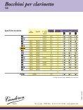 Ance per clarinetto - vandoren - Page 7