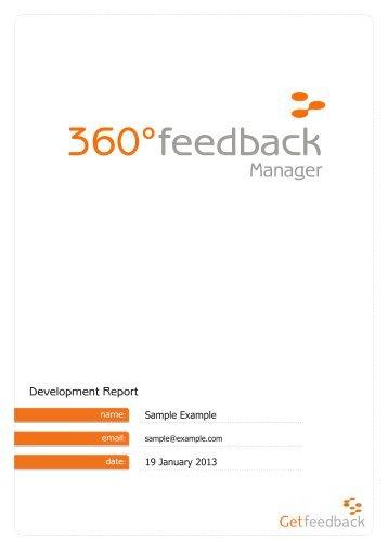 360°feedback - Getfeedback