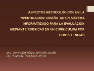 Diseño de un Sistema Informatizado para la Evaluación mediante ...