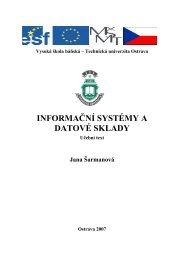 Studijní text [pdf] - E-learningové prvky pro podporu výuky ...