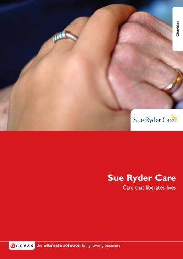 Sue Ryder Care - AccountingWEB