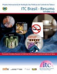 ITC Brazil BrochurePORT_V103.indd - Observatório Brasileiro de ...