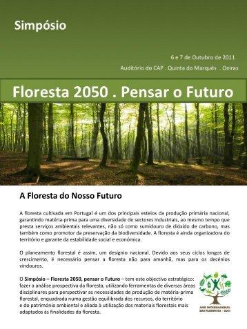 A Floresta do Nosso Futuro - Centro Pinus
