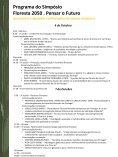 A Floresta do Nosso Futuro - Centro Pinus - Page 2