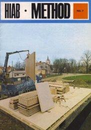 HIAB Method Magazine #7 1967 - Atlas Polar Company Ltd