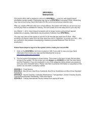 EPAYROLL Instructions - York County Schools