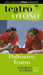 Daltónico Teatro - Hibridea