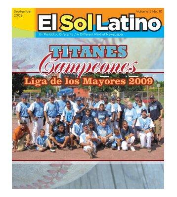 El Sol Latino