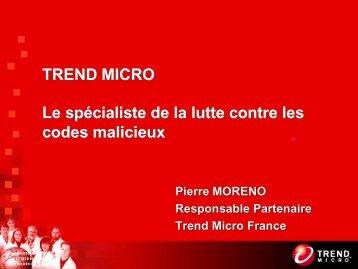 Trend Micro - OSSIR