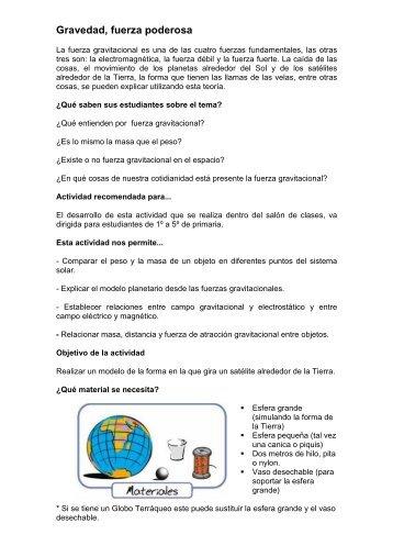 FUERZA DE GRAVEDAD.pdf - Maloka