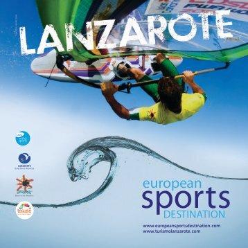 An den Küsten von Lanzarote bietet dir der Atlantik eine Fülle von ...