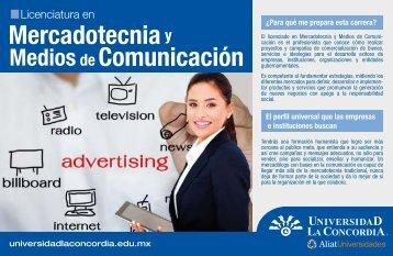 Mercadotecnia y Medios de Comunicación - Universidad La ...