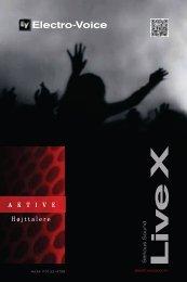 Live-X - Kinovox