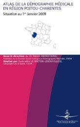 région Poitou-Charentes - Conseil National de l'Ordre des Médecins