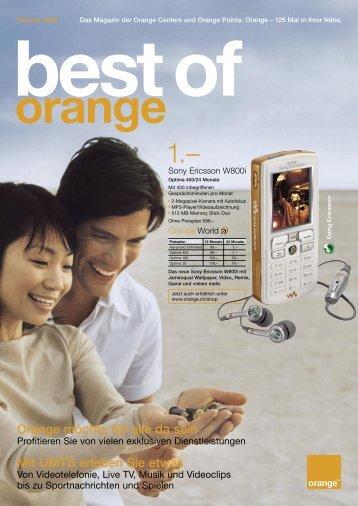 Neu! PrePay SMS Unlimited - Orange