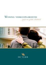 zie brochure De Vlier - Forum Real Estate