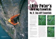 No. 9 : Sea-cliff Essentials - Libby Peter