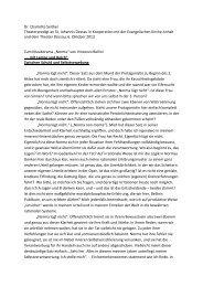 """Dr. Charlotte Seither zu Vincenzo Bellinis """"Norma"""" - Evangelische ..."""