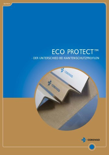 ECO PROTECT™ - Corenso