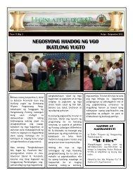 L.D. Vol. 11 No. 3: July - September 2012 - The Sangguniang ...