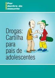 Drogas: Cartilha para pais de adolescentes - Observatório Brasileiro ...