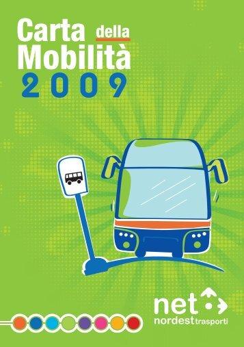Mobilità - Nord Est Trasporti