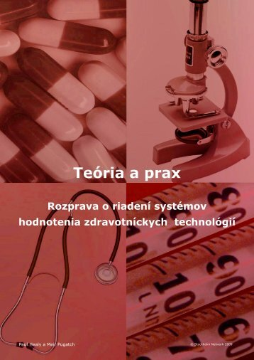 Teória a prax - The Stockholm Network