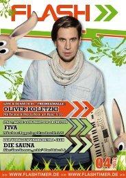 oLIVER koLEtZkI FIVA DIE SAUNA - Flashtimer.de