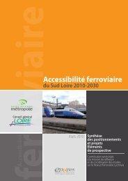 Accessibilité ferroviaire du Sud Loire 2010-2030 - Apur