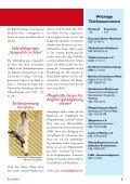PflegeBote Ausgabe 1 / März/April 2010 (PDF) - Sozialstation ... - Seite 5