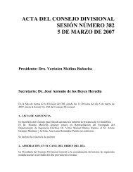 Acta 382 5 de Marzo 2007 - CBI - UAM