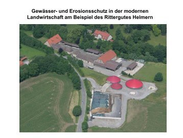 Rittergut Helmern - Weser NRW