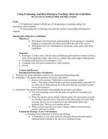Facilitator Guide (pdf) - iMET