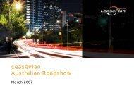 Investor Presentation - Wholesale Banking - Home