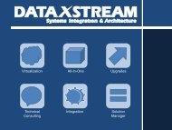 Virtualization All-In-One Upgrades Technical ... - DataXstream