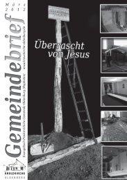 Jesus in der Disko? - Evangelisch-Freikirchliche Gemeinde ...