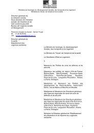 Circulaire du 14 décembre 2011 relative aux modalités de ...