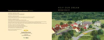 HELP OUR DREAM - Camphill Special School