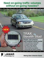 TRAX Stealth Stud TRAX Stealth Stud - JAMAR Technologies
