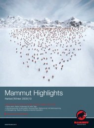 Mammut Highlights - BerlinBestPlaces.com